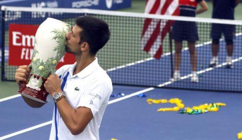 Đoković prvi na ATP listi, blagi pad većine ostalih srpskih tenisera 3