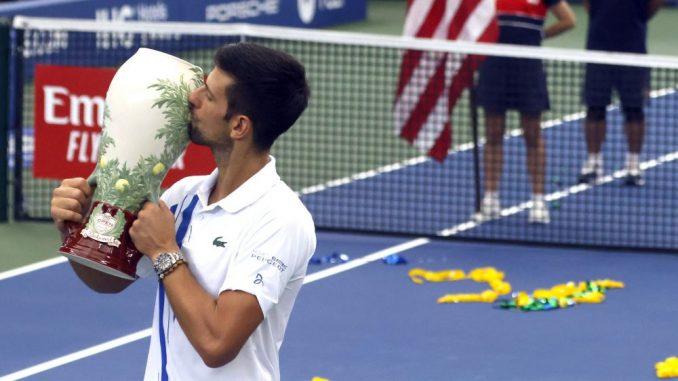 Đoković zadržao prednost u odnosu na Nadala 5