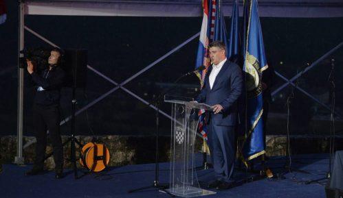 Milanović u Kninu poručio da su ratovi gotovi 10