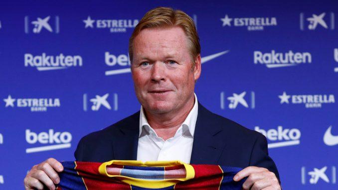 Barselona promenom trenera započela kompletnu rekonstrukciju 2