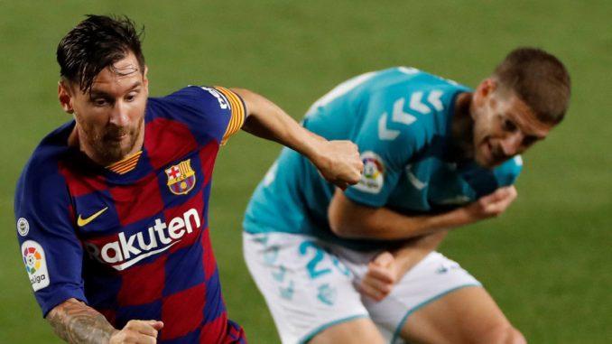 Barselona za spas sezone 3