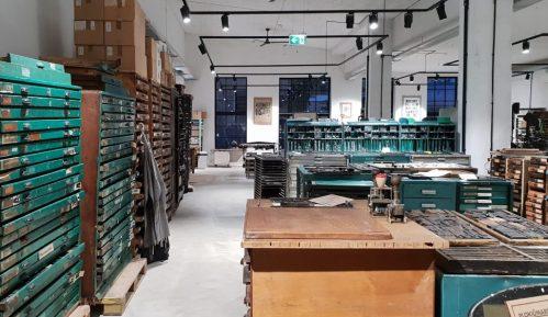 Estonija:Muzej papira i štampe u Tartuu 3