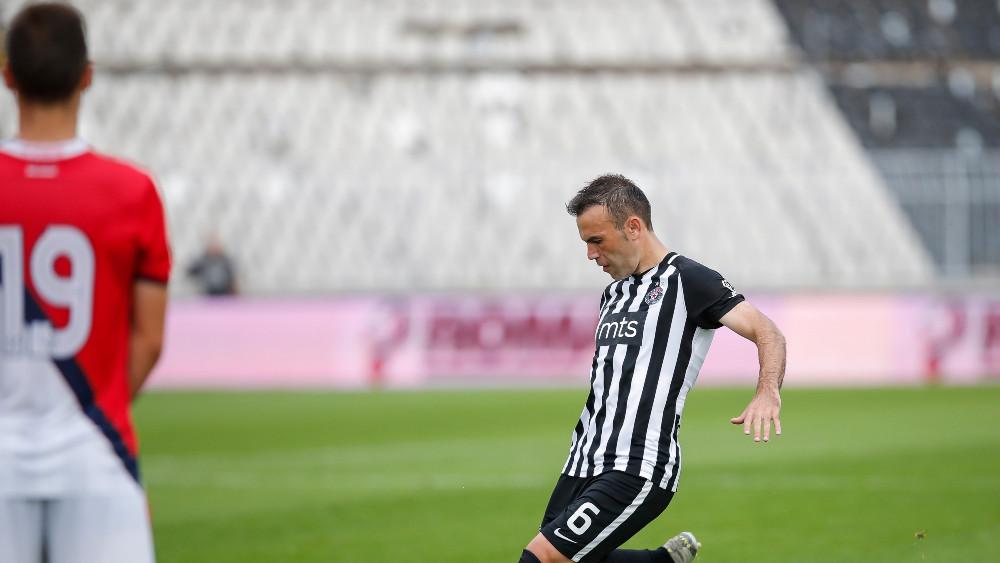 Natho za treću pobedu Partizana u nizu 1