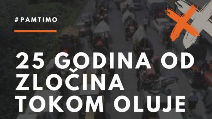"""FHP: Žrtve """"Oluje"""" da postanu briga Srbije i Hrvatske 1"""