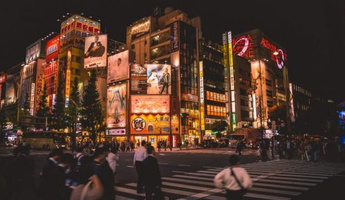 Japan: Tokio - svetlosti velegrada i piletina 12