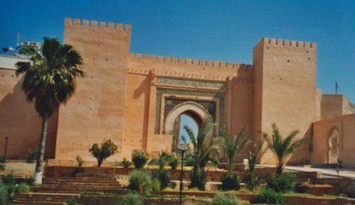 Maroko: Meknes grad stotinu minareta 8