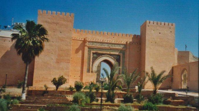 Maroko: Meknes grad stotinu minareta 4