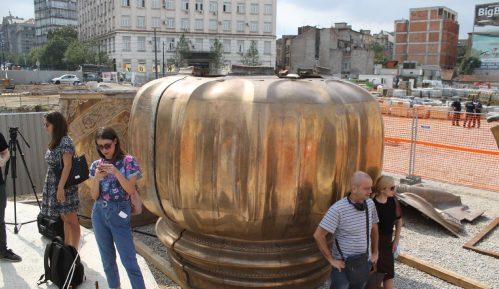 Profesori Filozofskog traže od Sekretarijata za kulturu podatke o troškovima za spomenik Stefanu Nemanji 3