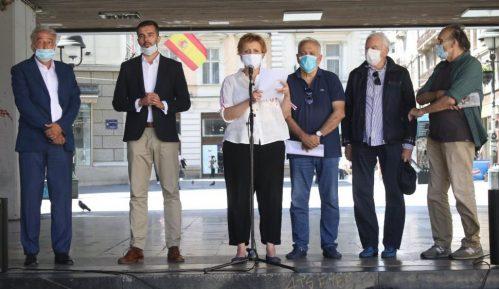 Skupština slobodne Srbije: Uništavanje umetničkih dela čist fašizam 4