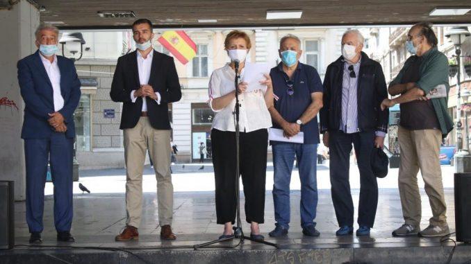 Skupština slobodne Srbije: Uništavanje umetničkih dela čist fašizam 1