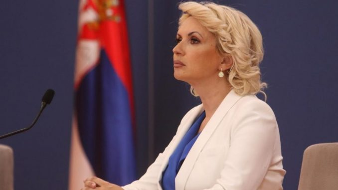 Kisić Tepavčević: Počastvovana sam pozivom da budem ministarka 2