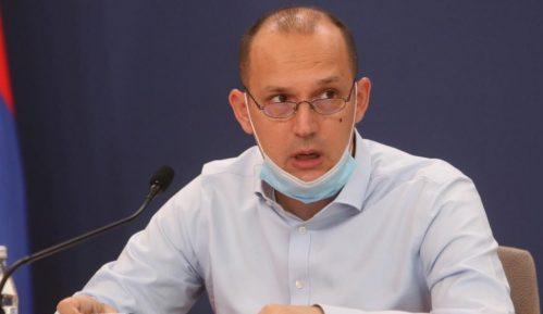 Lončar najavio milion vakcina i potvrdio da je pukla cev u kovid bolnici (VIDEO) 6