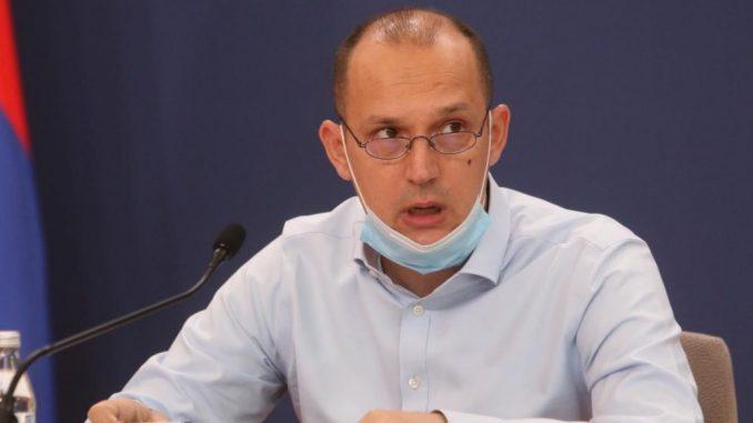Lončar: Nedostaje mesta u bolnicama, u Beogradu se oslobađaju mesta za teže pacijente 5