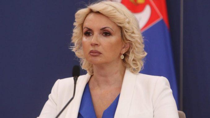 Kisić-Tepavčević: Svaka porodica treba da bude svoj Krizni štab 1