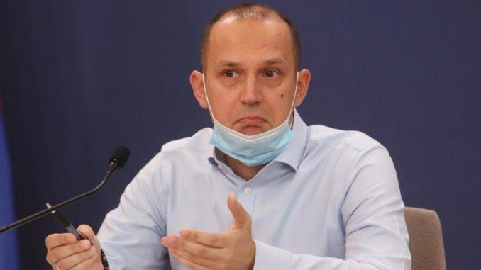 Lončar reagujući na izjavu Kona optužio novinarku da joj smetaju odlični rezultati Srbije u borbi protiv korone 4