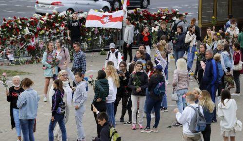 Uhapšena beloruska opozicionarka Kolesnikova 13