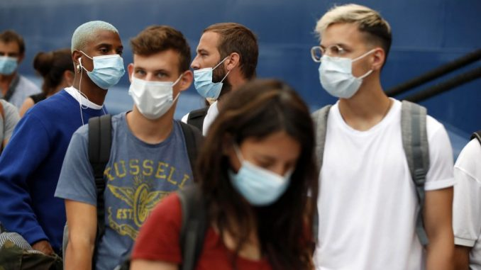 Grčka do 31. avgusta produžila zabranu dolaska državljana većine zemalja sveta 1