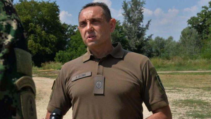 Vulin: Srpski plaćenici u Minsku su fotomontaža 2