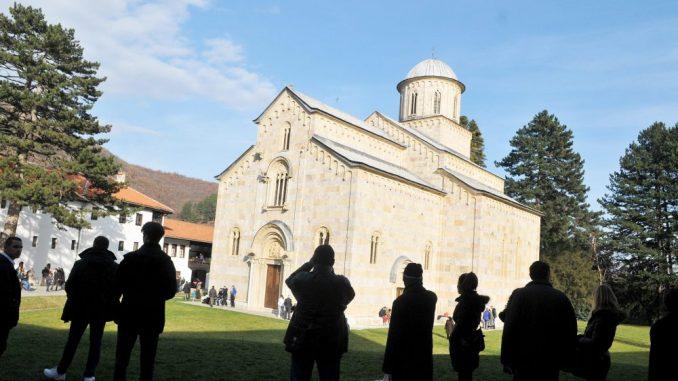 Dogovor lokalnih vlasti na Kosovu i manastira Dečani oko izgradnje puta 9