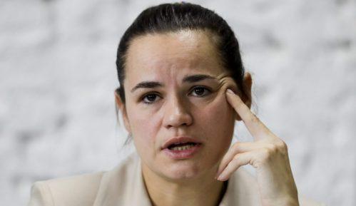 Tihanovskaja: Donela sam tešku odluku da napustim Belorusiju 8