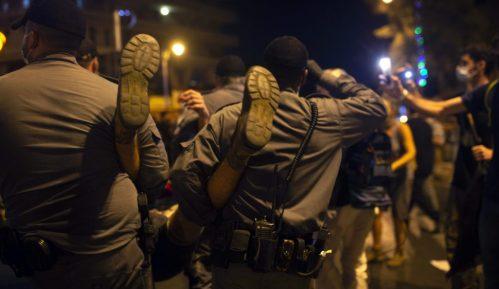 Protesti protiv premijera Netanjahua u zamahu 2