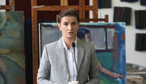 Premijerka o finansijskoj aferi s Telekomom: Marinika Tepić nije nadležna institucija 13