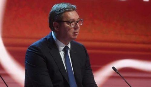 Vučić: Rado ću položiti cvet na mesto stradanja Hrvata, ali ne mogu da slavim Oluju 12