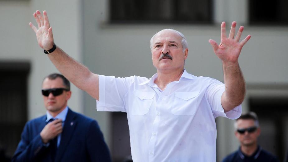 Belorusija - osvežavanje revolucije 1