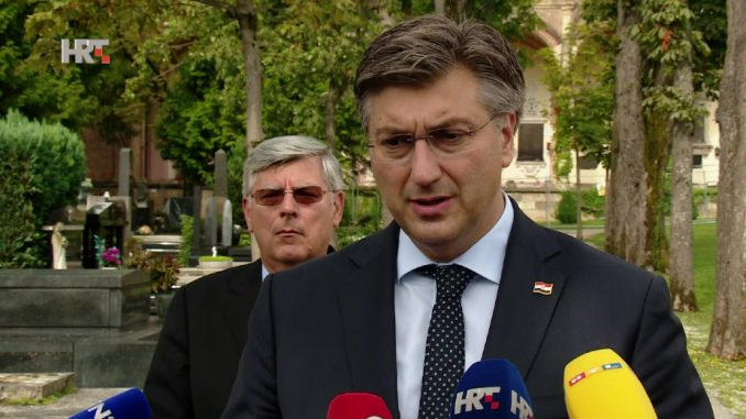 Plenković sutra u Varivodama na komemoraciji za ubijene srpske civile 1