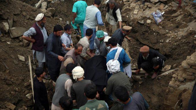 Najmanje 100 mrtvih u poplavama u severnom Avganistanu 2