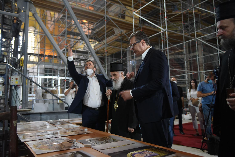 Figaro: Politički izbor novog patrijarha SPC 1