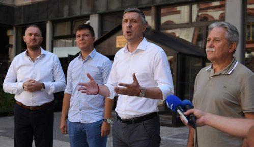 Dveri: Vreme je da Đukanović ode 12