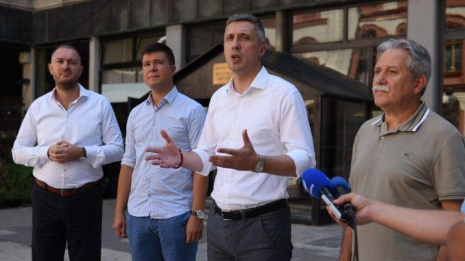 Dveri: Vreme je da Đukanović ode 4