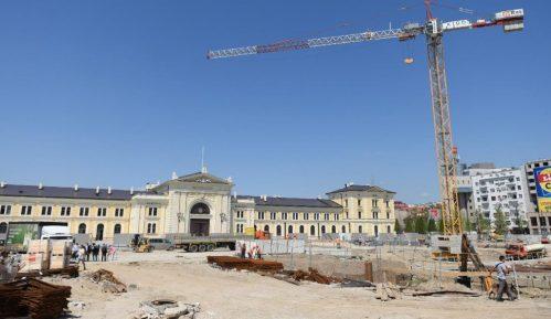 Vesić: U Beogradu se ove godine gradiviše nego lane 6
