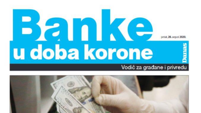"""Specijalni dodatak """"Banke u doba korone"""" (PDF) 1"""