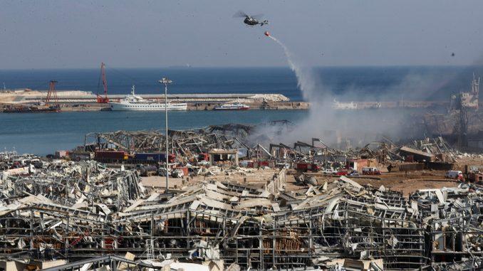 Kiparska policija ispitivala Rusa u vezi s eksplozijom u Bejrutu 4