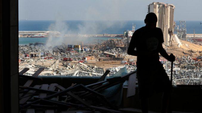 Skoro 300.000 ljudi ostalo bez krova nad glavom u Bejrutu (FOTO/VIDEO) 2
