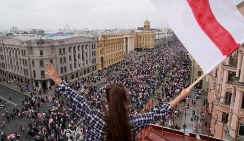 Beloruske vlasti suspendovale rad nezavisnog informativnog sajta 8