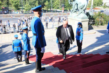 Konstituisan 12. saziv Skupštine Srbije, izbor predsednika možda u ponedeljak (FOTO) 3