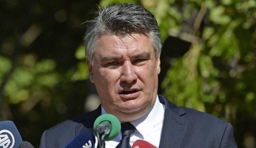 Milanović na komemoraciji žrtvama italijansko-četničkog zločina u zaleđu Dalmacije 1