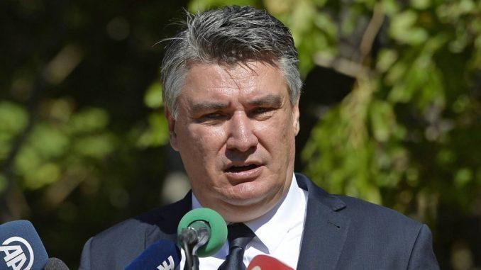Milanović: Na Saboru je da zabrani ustaški pozdrav 3