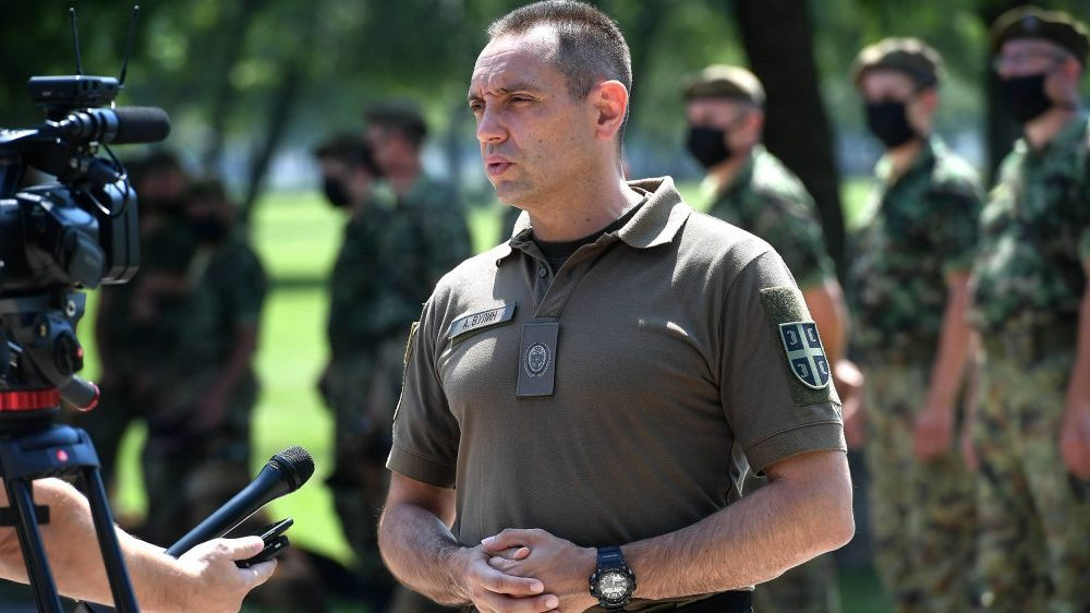 Vulin: Poziv JUKOM-a premijerki je poruka ambasada da ga neće u Vladi Srbije 1