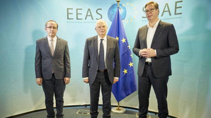 Gaši i Filips: Nemačka da utiče na uzajamno priznavanje Prištine i Beograda 4