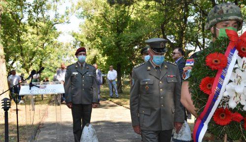 Kod Ćuprije obeležena 215. godišnjica boja na Ivankovcu 2