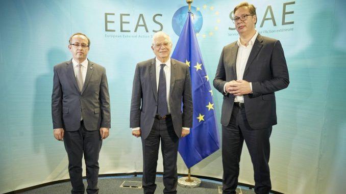 Nova runda ekspertskog dijaloga Kosova i Srbije 29. oktobra u Briselu 2