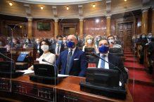 Konstituisan 12. saziv Skupštine Srbije, izbor predsednika možda u ponedeljak (FOTO) 5