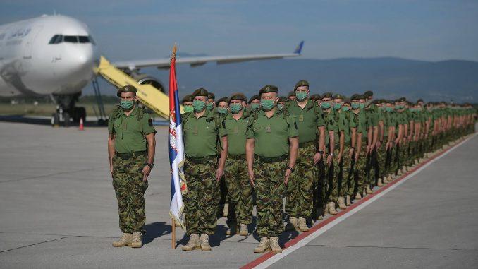 Vulin: Vojska Srbije pošla za Liban 2