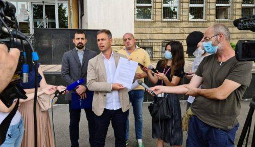 Aleksić podneo krivičnu prijavu protiv članova Nadzornog odbora Telekoma 12