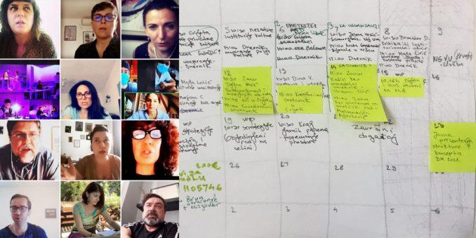 ULUS završava projekat Bijenale mladih – Javne pripreme 5