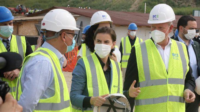 Brnabić: Saniranje deponije u Vinči najveći projekat u oblasti životne sredine 2